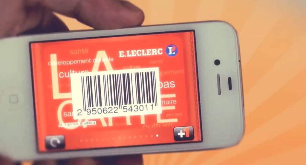 Fidme: enregistrer ses cartes de fidélité dans son smartphone