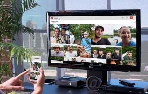 Afficher sans film son smartphone ou tablette sur sa télé, avec le Netgear push2tv