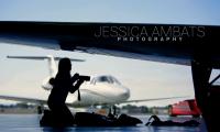 Jessica Ambats présente l'envers du décor de la photographie aérienne