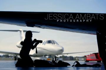 Jessica Ambats présente le métier d ela photographie aérienne dans la vidéo réalisée par le service SmugMug