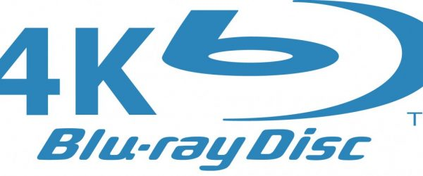 Logo Bluray 4K