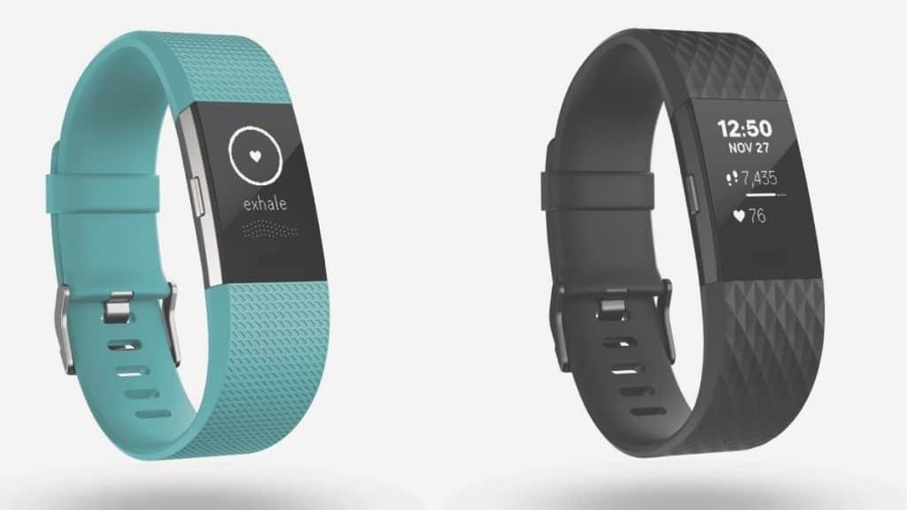 Fitbit Charge 2, un tracker d'activité complet