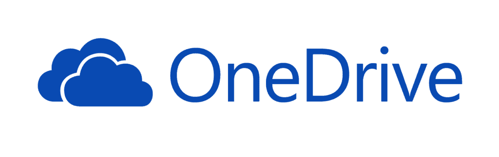 Logo du service de cloud Onedrive (Microsoft)